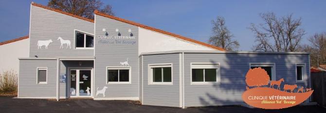 Alliance Vet Bocage Clinique Vétérinaire (Drs Bailly, Doreau, Brossard, Turban) | 14, Rue du Général de Charette, 85250 Saint Fulgent | +33 2 51 42 61 23